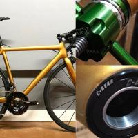 C-bear ceramic bottom bracket Hia Velo