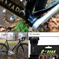 Amaro c-bear ceramic bottom bracket and ceramic wheel bearings