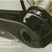 C-bear T47 on Curvecycling Belgie Disc