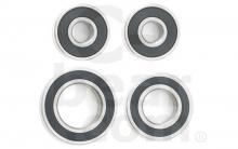 Hub-Wheel bearing - Lightweight Meilenstein|bi-cycle ceramic bearing|c-bear.com