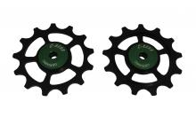Pulley - Shimano XTR , XT, SLX 12 Speed Pulleys|bi-cycle ceramic bearing|c-bear.com